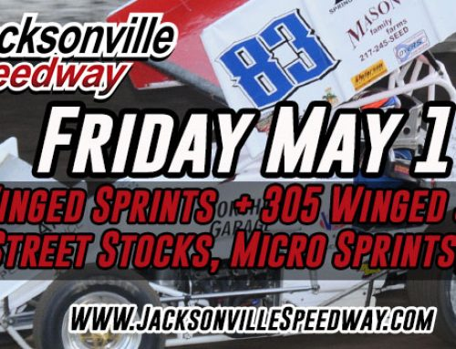 410 Sprints Highlight Friday May 1